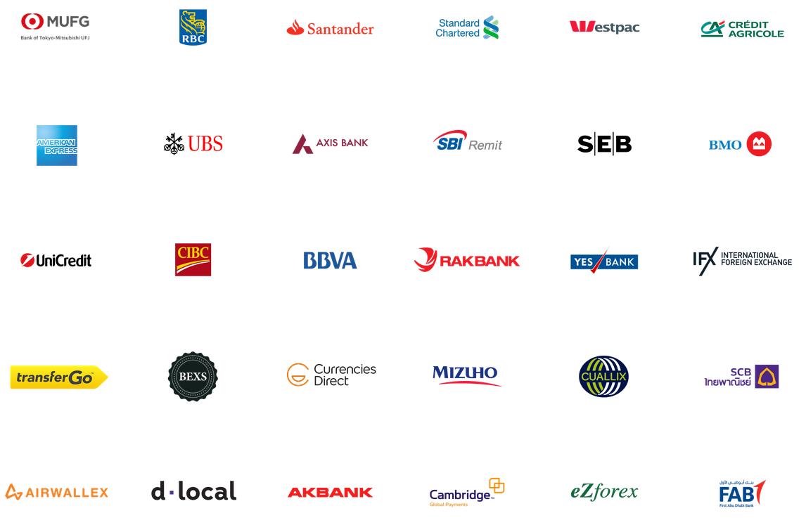 Ripple - Bancos participantes que aceitam a criptomoeda.