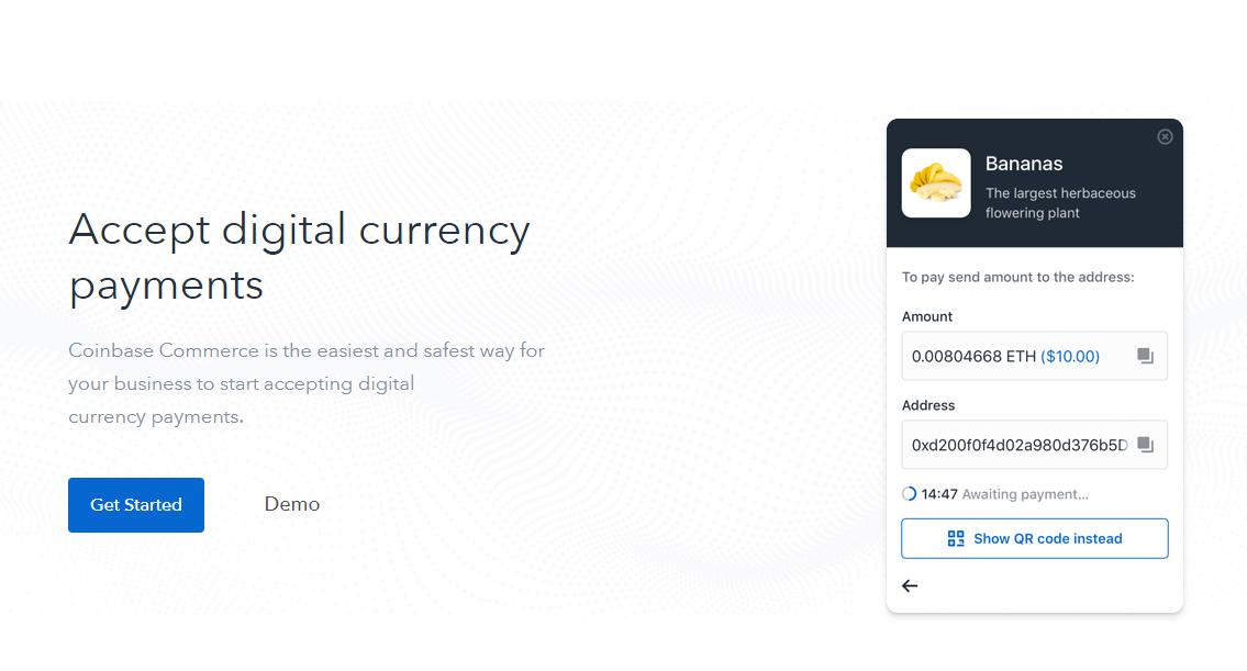 Coinbase desenvolve concorrente do bitpay que aceita btc ltc eth e a coinbase lanou um servio chamado coinbase ccuart Images