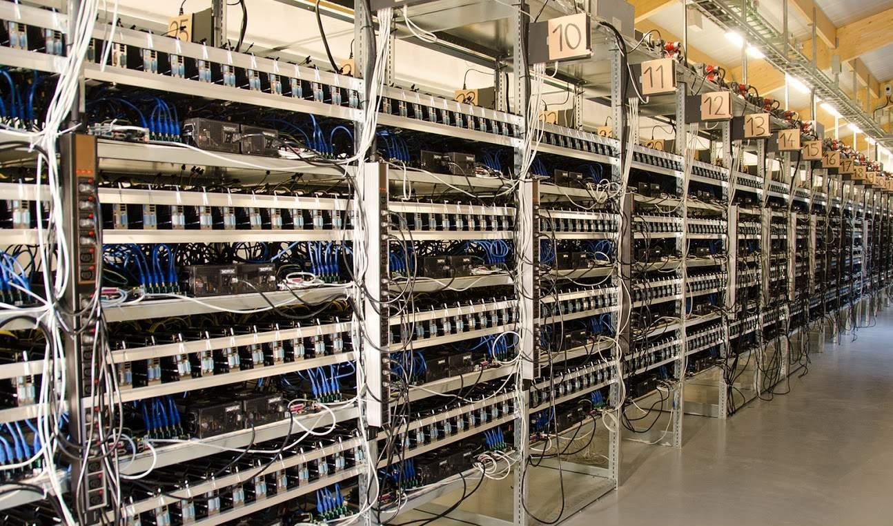 Servidores para Mineração de Ethereum
