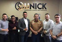 Chefe dos Bombeiros faz palestra ilegal sobre Unick Forex para militares sob seu comando