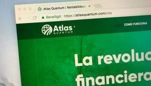 Atlas Quantum retira menção a arbitragem de bitcoin do site após notificação da CVM