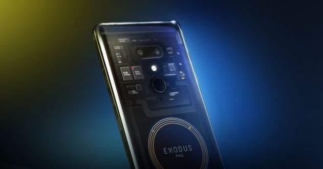 HTC planeja lançar segunda geração de smartphones blockchain em 2019