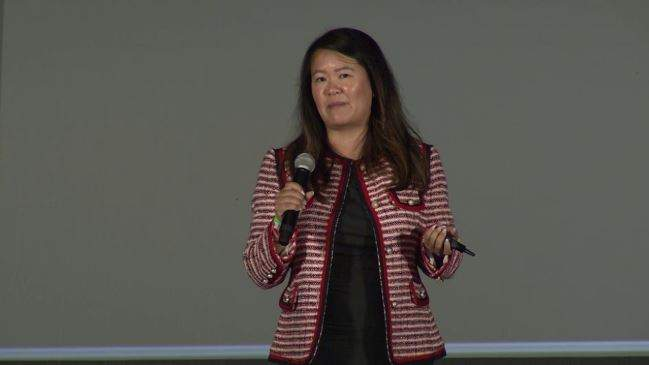 Lisa Cheng foi uma das promotoras do ICO fracassado (Foto: Reprodução/Youtube)