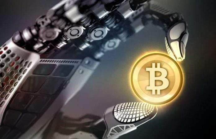 Robo trade de bitcoins