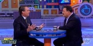 """""""Nem sei o que é"""", diz Bolsonaro sobre Bitcoin em entrevista com Ratinho"""