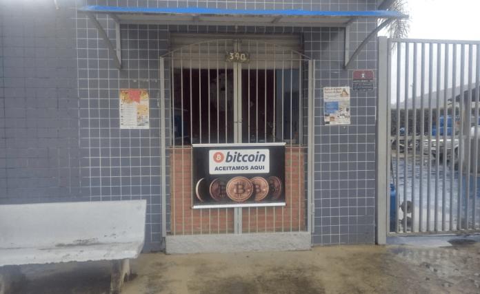 Comerciante do interior de SP aceita bitcoin e ethereum na compra de gás
