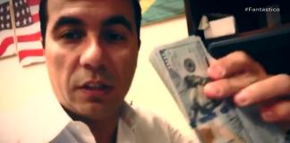 Fantástico faz reportagem sobre deputado brasleiro acusado de aplicar golpes milionários