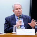 O Presidente do Banco do Brasil, Rubens Novaes, defende, mas descarta privatização por questão política