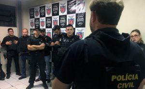 Polícia Civil faz operação em Curitiba contra pirâmide com bitcoin acusada de captar R$ 1,5 bilhão