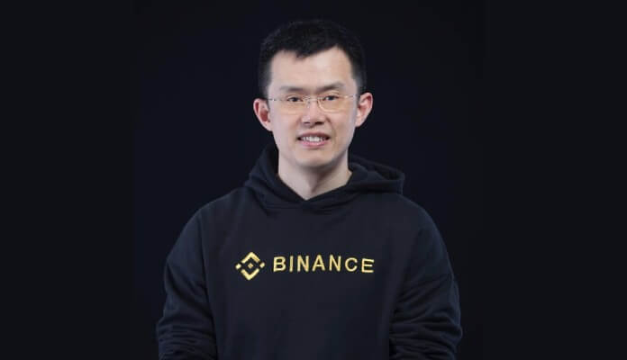 """Já me sinto mais rico"", diz CEO da Binance sobre o halving do bitcoin"