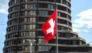 Sede do Banco de Compensações Internacionais (BIS), na Suiça