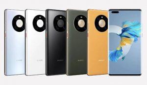 Novo smartphone Huawei Mate 40 (Foto: Divulgação/Reprodução)