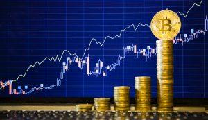 bitcoin moeda gráfico