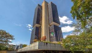 Prédio do Banco Central do Brasil (Foto: Diego Grandi/Shutterstock)