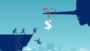 ponzi, pirâmide financeira