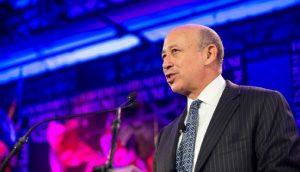 Lloyd Blankfein, ex-CEO do Goldman Sachs