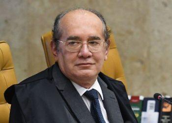 Ministro do STF, Gilmar Mendes. (Foto: Carlos Moura/STF)