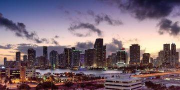Cidade de Miami. (Foto:  Pixabay)