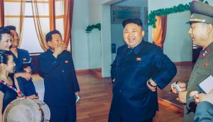 kim jong un, coreia do norte