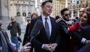 Elon Musk (Foto: Shutterstock)