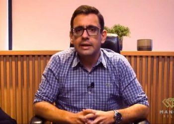 Thiago Troncoso. (Foto:Reprodução/YouTube)